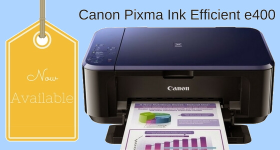 Cannon Pixma Ink